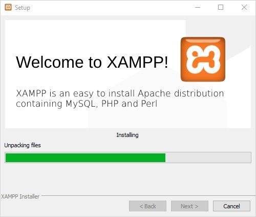 Cómo instalar, iniciar y probar XAMPP en Windows