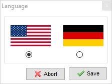 Seleccionar idioma en Xampp