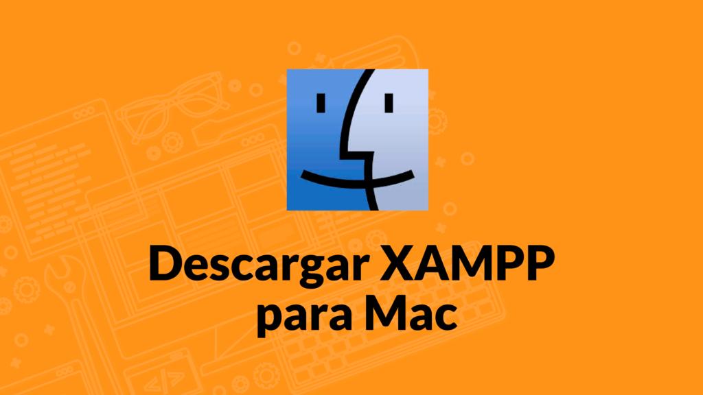 Descargar Xampp para mac