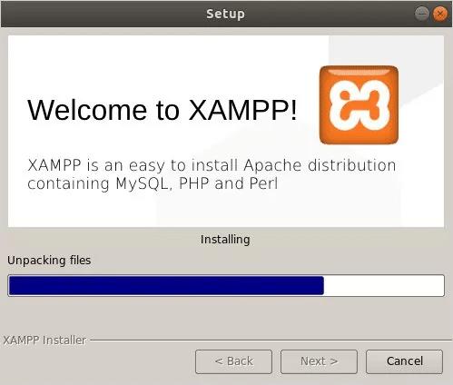 Cómo instalar XAMPP en Linux Configurar